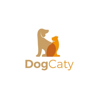 Vector de logotipo de mascota