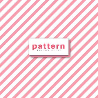Vector patrón diseño retro