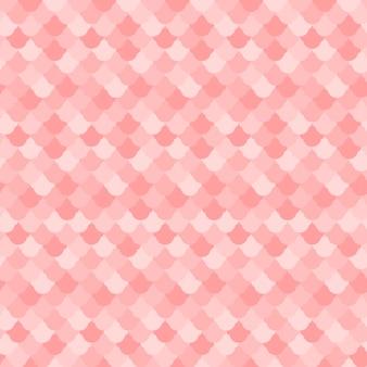Vector de patrones sin fisuras de piel de pescado