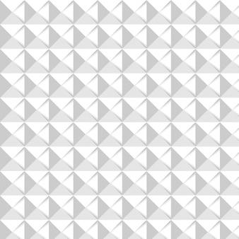Vector resumen geométrica triángulos patrón azul brillante.
