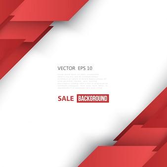 Vector resumen geométrica