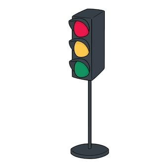 Vector de semáforo