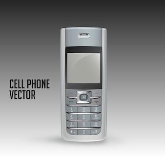Vector de teléfono celular