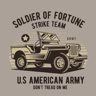 Vehículo de guerra