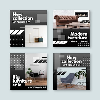 Venta de muebles colección de publicaciones de ig con foto