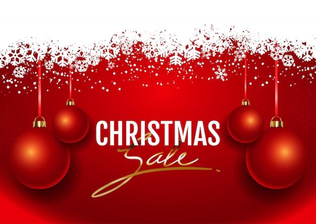 Venta de navidad