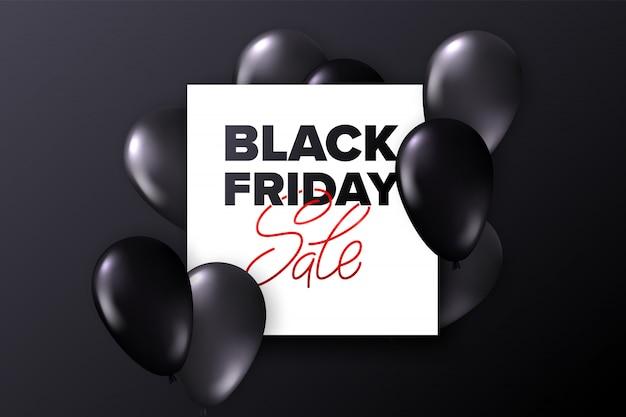 Venta de viernes negro para descuento de oferta especial