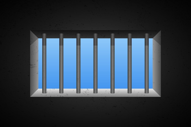 Ventana de la prisión