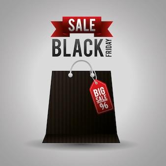 Ventas de compras del viernes negro