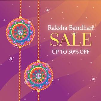 Ventas de raksha bandhan