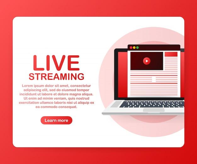 Ver video plantilla en línea