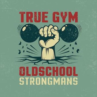 Verdadero gimnasio