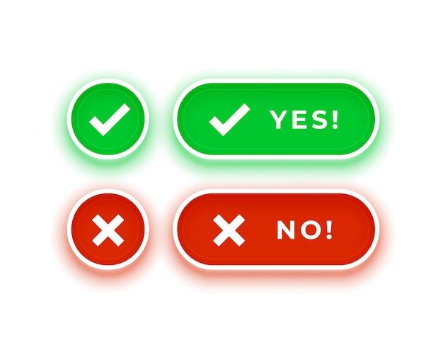 Verificación de estilo de botón y símbolos cruzados