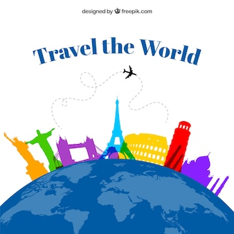 Viajar el mundo
