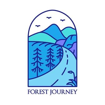 Viaje del bosque