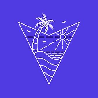 Vibraciones de la playa
