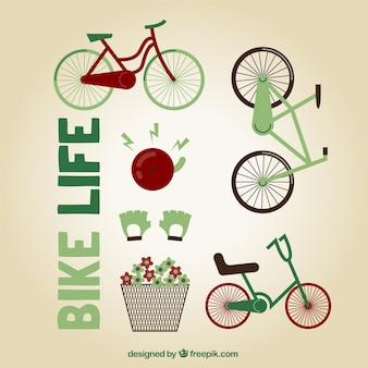 La vida de bicicleta