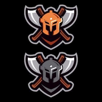 Vikikng ace logo sports