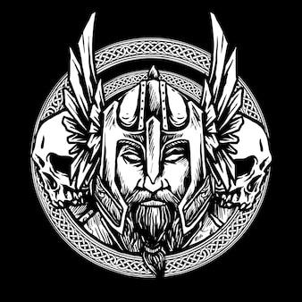 Vikingo nórdico