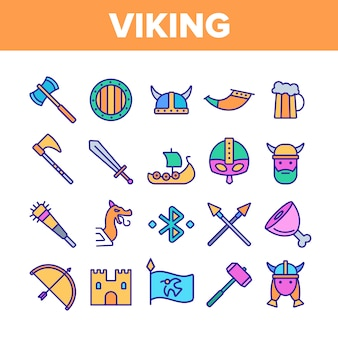 Vikingos vida descanso activo