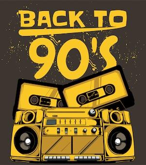 Volver a 90 s