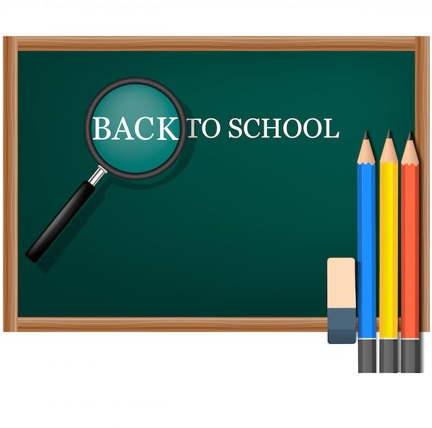 Volver al concepto de junta escolar, estilo realista