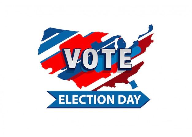 Votar en estados unidos presidente estadounidense