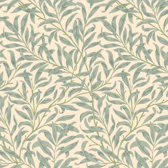Willow bough por william morris