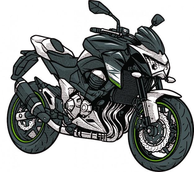 Z750 motor sport