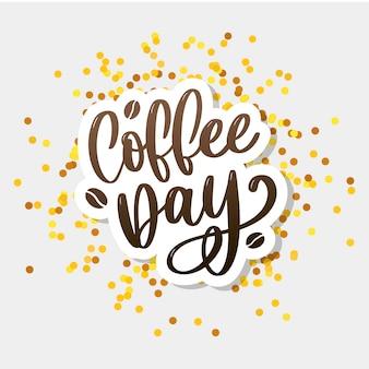 1. oktober internationaler kaffeetag
