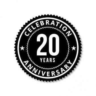 20 jahre vektordesign feiern