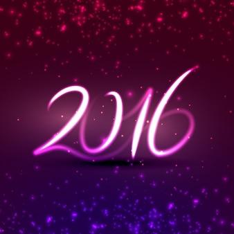 2016 glückliches neues Jahr