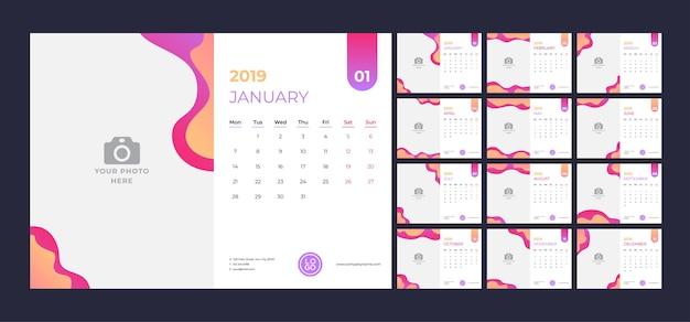 2019 kalenderentwurf.