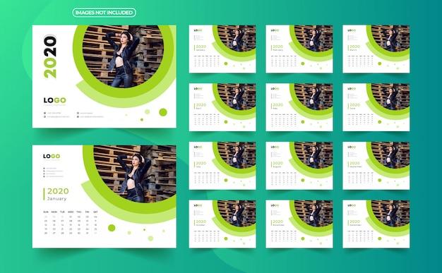 2020 tischkalender