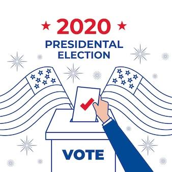 2020 uns präsidentschaftswahlen