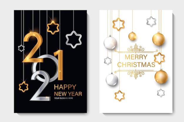 2021 neujahrsgrußkarte.