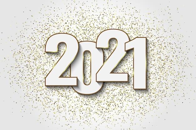2021 neujahrshintergrund.