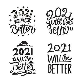 2021 wird bessere typografie sein