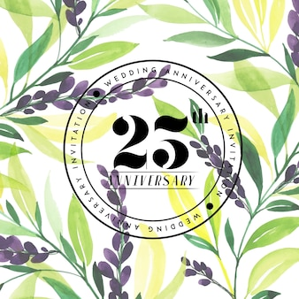 25 hochzeitstag einladung