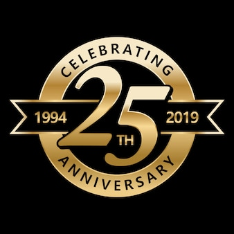 25 jahre jubiläum feiern