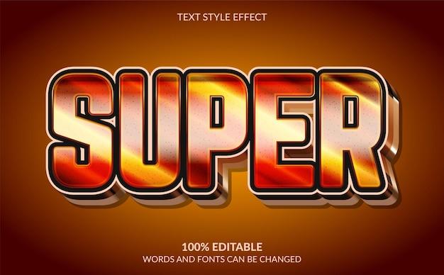 3d-effekt im modernen textstil