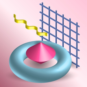 3d geometrisches element