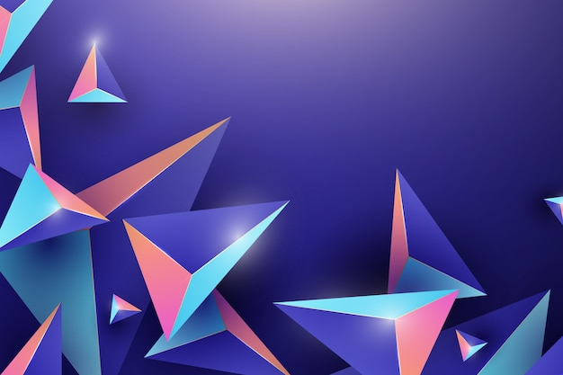3d-hintergrunddesign