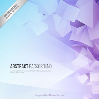 3d-würfel abstrakten hintergrund Kostenlosen Vektoren