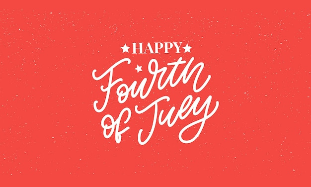 4. 4. juli stilvoller amerikanischer unabhängigkeitstag