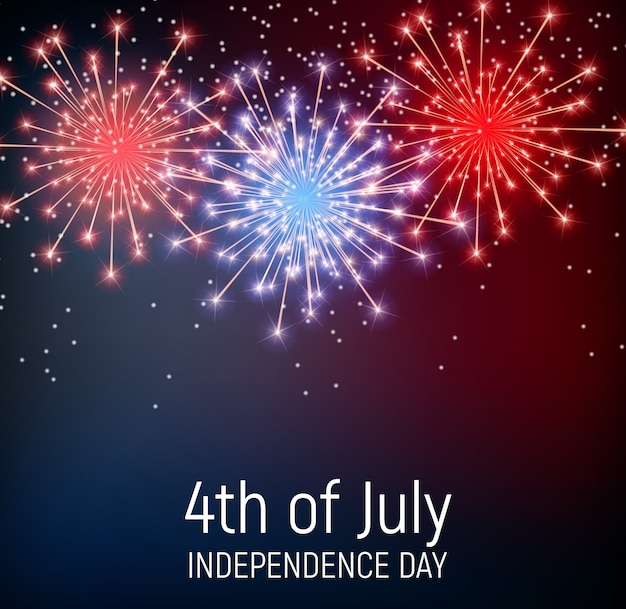 4. juli, unabhängigkeitstag der vereinigten staaten