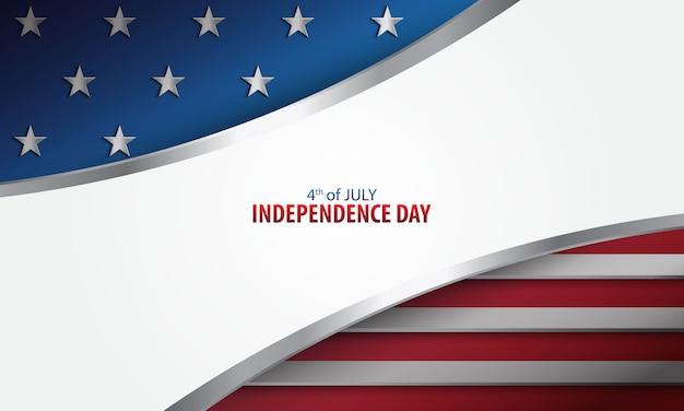 4. juli - unabhängigkeitstag