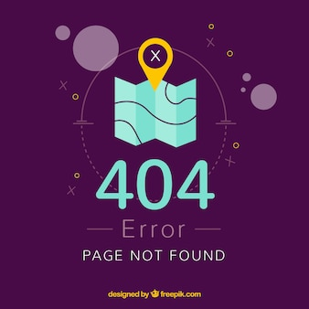 404 fehlerentwurf