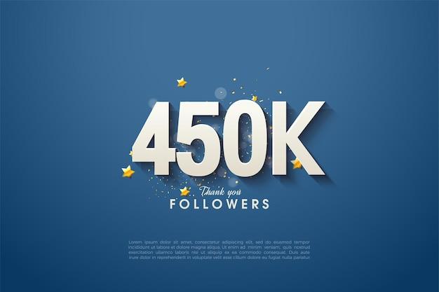 450.000 follower mit luxuriösem design