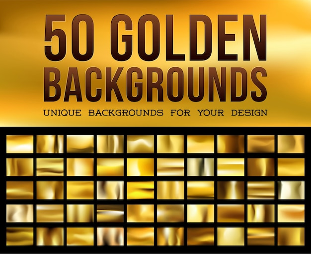 50 einzigartige goldhintergründe goldener glänzender stoff mit schimmernden goldfarben